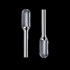 JR Carbide Cylinder Radius Burrs