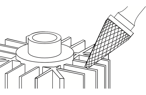 Cone Burrs Usage